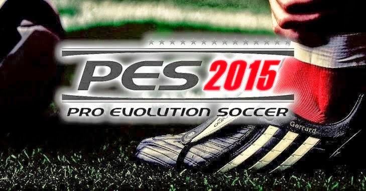 PES 2015 APK DATA cover