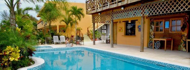 Tela tierra de ensue o for Hotel maya tela
