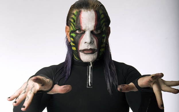 Jeff Hardy Face Paint Pictures/Wallpapers 2012