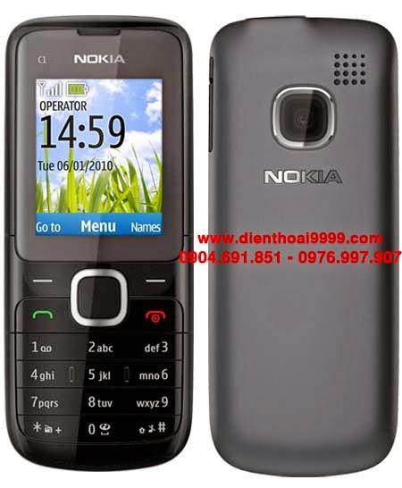 Cần bán điện thoại Nokia C1 -01 cũ giá rẻ tại Hà Nội, điện thoại nokia cũ có thẻ nhớ nghe nhạc mp3, camera chụp ảnh quay phim, java gprs cài phần mềm, chơi game, lên mạng, chat facebook, zalo ... Máy đã kiểm tra kĩ nghe gọi ổn định, sóng căng, loa mic to rõ không rè,  Máy hoạt động ổn định không lỗi lầm, nguyên bản chưa sửa chữa. Phù hợp cho các bạn sinh viên cần tìm điện thoại giá rẻ, điện thoại chống cháy nghe gọi, điện thoại lướt web, điện thoại nghe nhạc ... Hình thức còn khá đẹp như ảnh chụp ở dưới.  Giá: 350.000 (máy, pin, sạc) Liên hệ: 0904.691.851 - 0976.997.907 Giao hàng miễn phí nội thành Hà Nội
