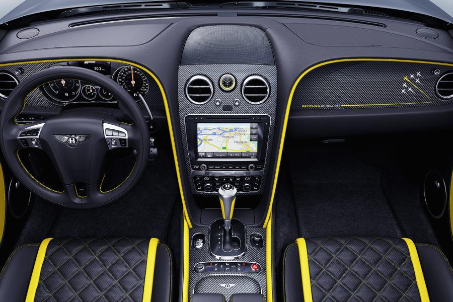 Breitling Bentley Car