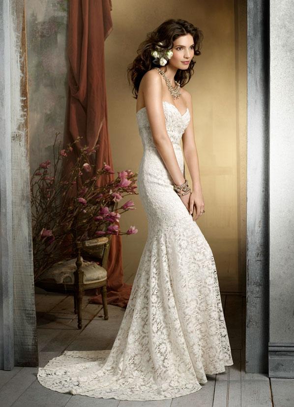 Wedding Ideas Au Go For Vintage Lace Wedding Dresses