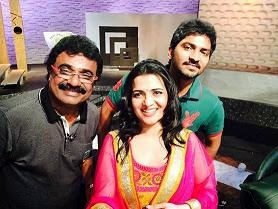 Koffee With DD Season 2 ,28-12-2014,Koffee With DD With Actor Vaibhav , VTV Ganesh Today Program with DD, Vijay Tv, Watch Online Koffee With DD