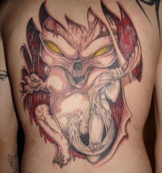 The Best Alien Tattoo Designs The Best Alien Tattoo Designs 1