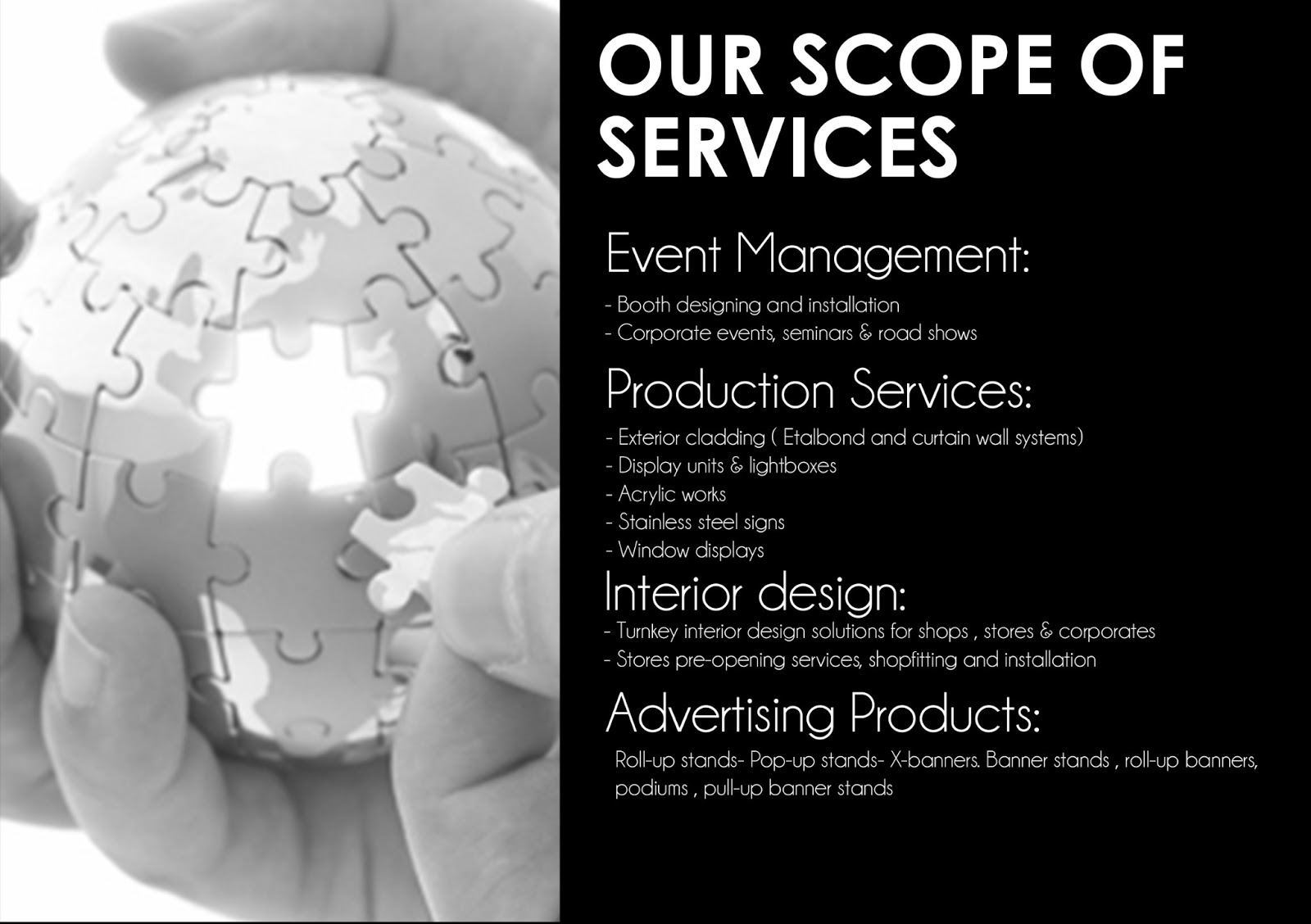 Contact me at susie or call 512 346 6892 for Ad agency profile