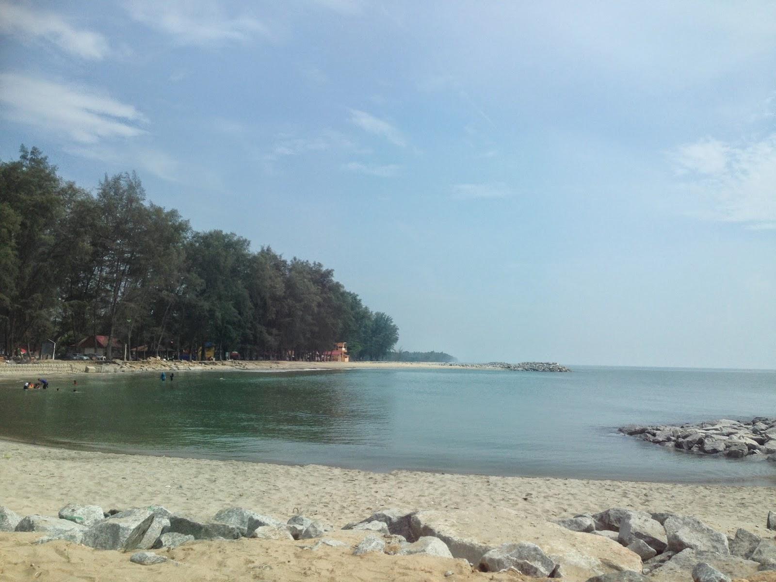 Pantai Irama scenery