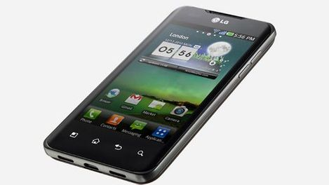 Android-Smartphone LG Optimus Speed Android 4.0 Source Code