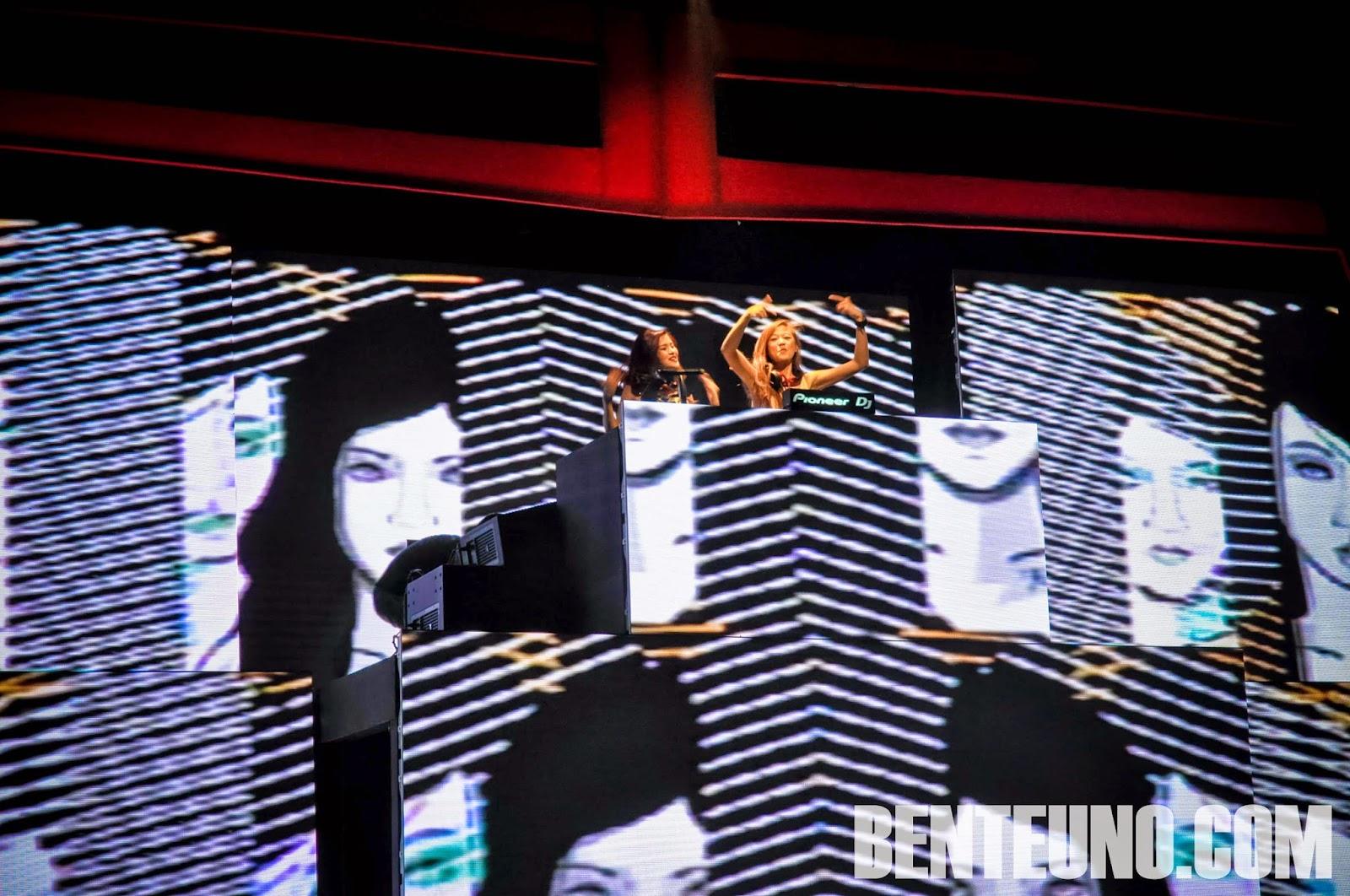 Deuce Manila in Tokyo EDM Invasion