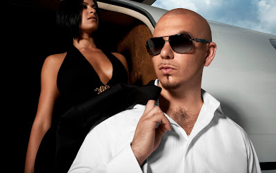 Pitbull In Music Video