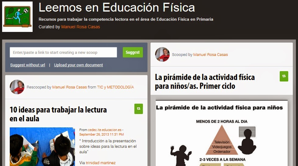 http://www.scoop.it/t/leemos-en-educacion-fisica