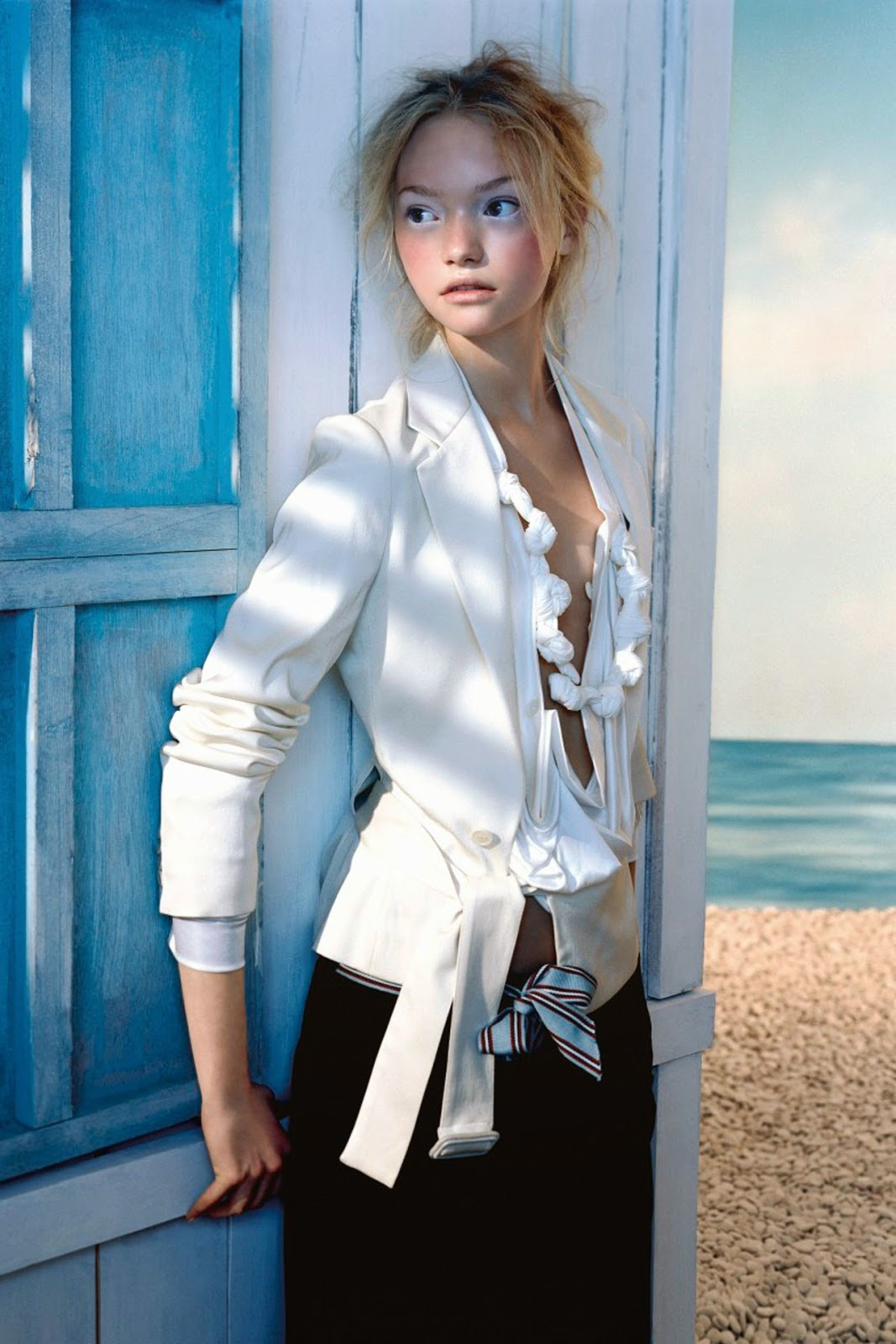 model comeback, gemma ward, fashion blogger