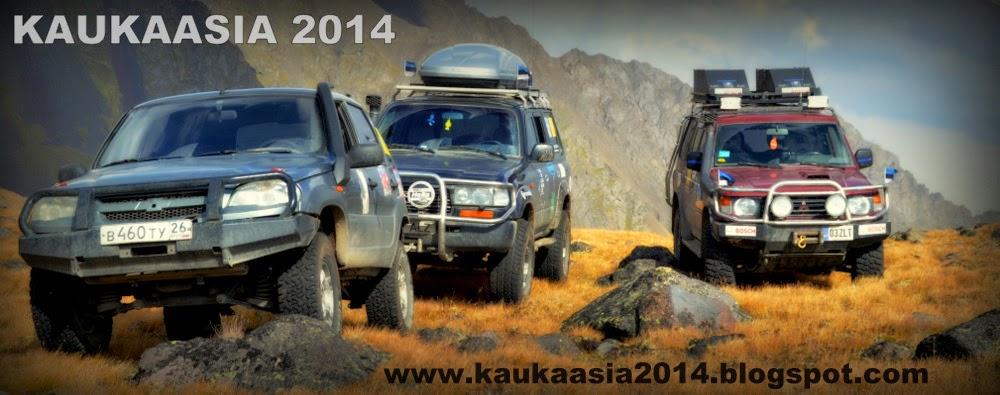 Ekspeditsioon KAUKAASIA 2014