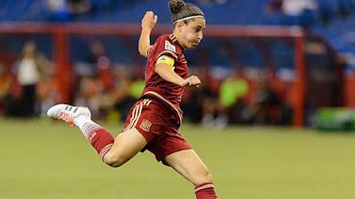 Ver en vivo España - Corea Mundial Fútbol Femenino