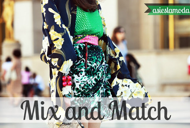 mix &#038; match  street style