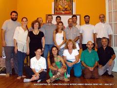 Encuentro de Capacitación e Intercambio Abril 2011