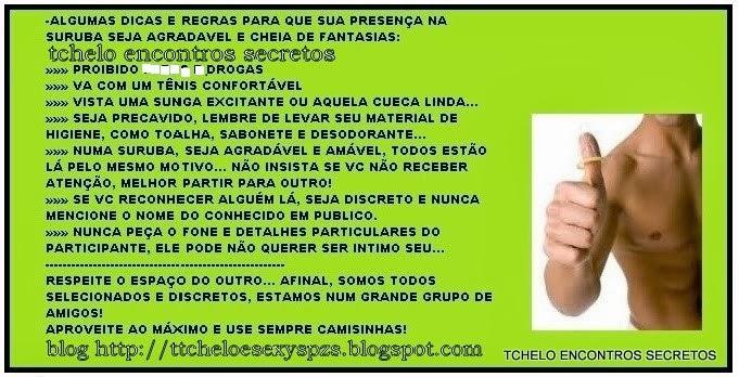 DICAS E REGRAS