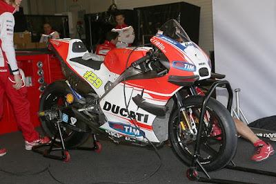 ECU Baru dan Ban Anyar, Ducati lah yang Paling Diuntungkan