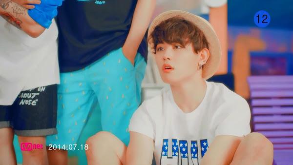 Block B Her Teaser U-Kwon