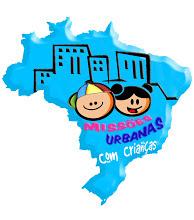 Missões urbanas com crianças. MUC