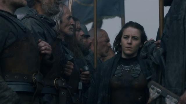 Asha reune a sus hombres - Juego de tronos en los siete reinos