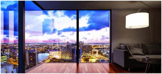 曼徹斯特精品住宅公寓景觀