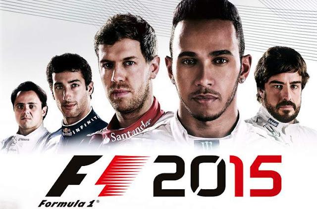 F1 2015 HD Cover