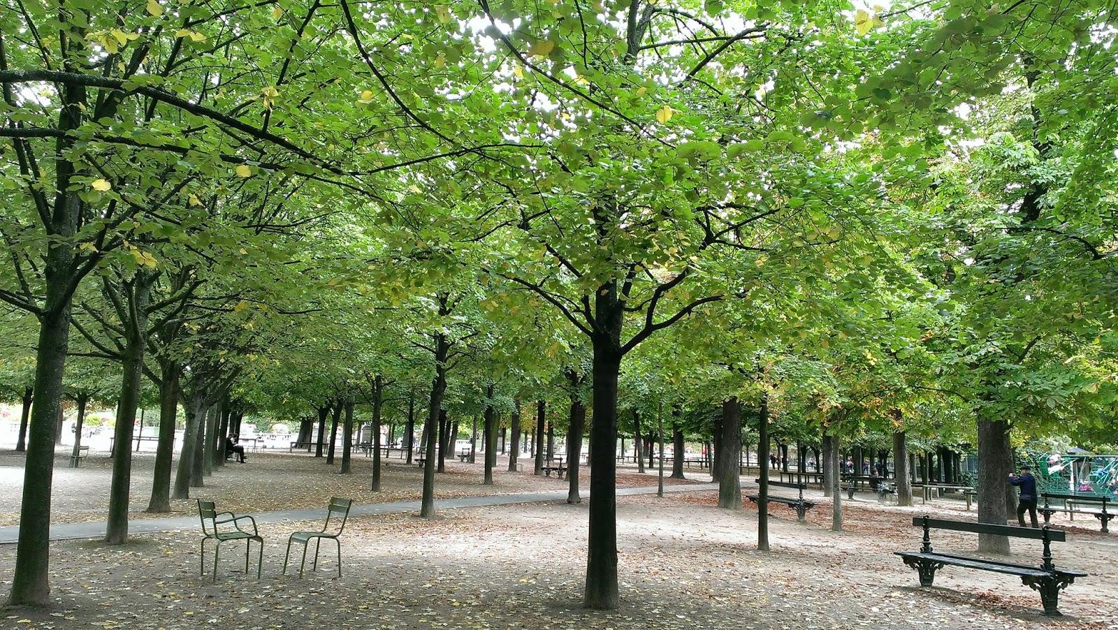 19 le jardin du luxembourg 100 for Le jardin 19
