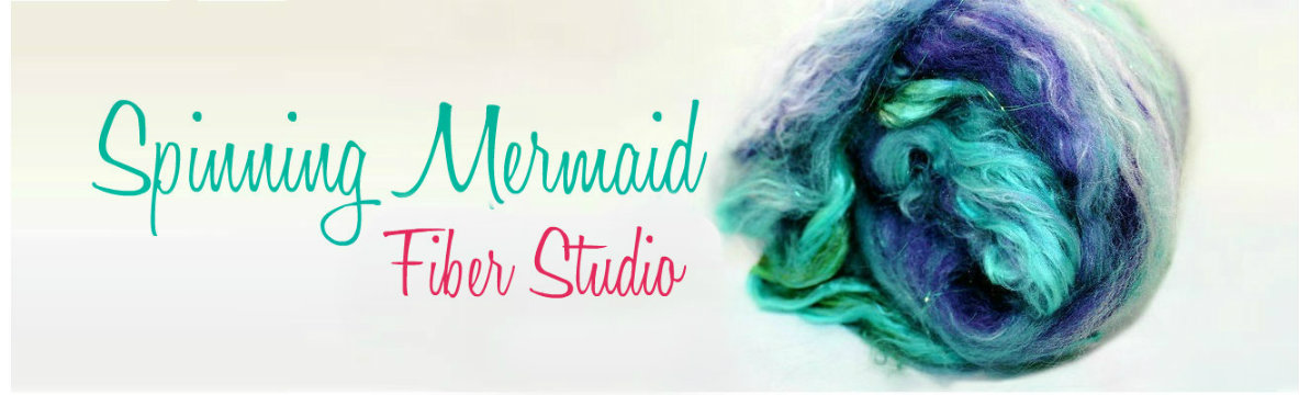 Spinning Mermaid Fiber Co