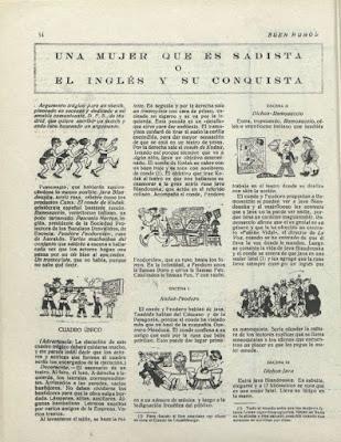 enrique jardiel poncela una mujer que es sadista 1926