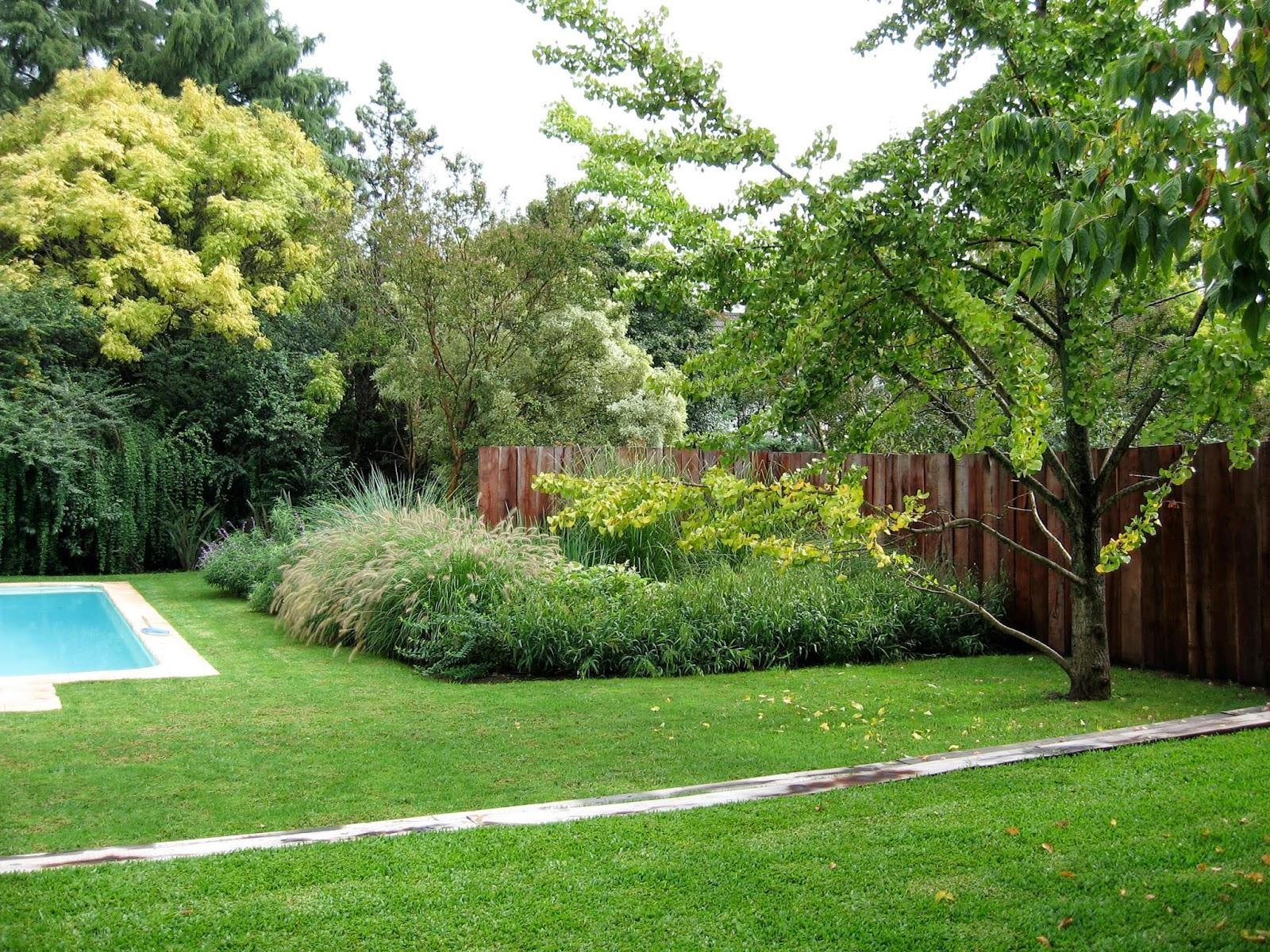 En el jardin cercos tapar hasta d nde for Pinos para jardin