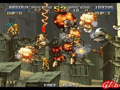 Metal Slug Anthology Full Version