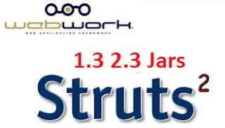 Struts 2.3 1.3 Jars