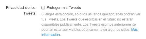 lo que no debes hacer nunca en twitter