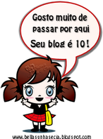 1º Selinhoo do Blog *-*