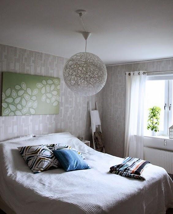 Como hacer una lampara de techo con cuerda - Como hacer una lampara de techo moderna ...