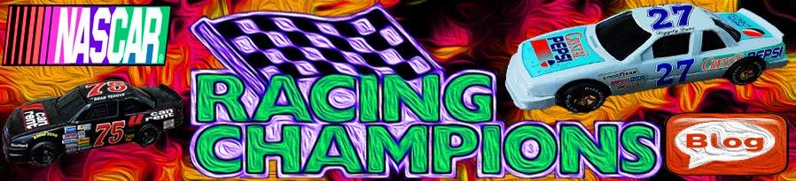 NASCAR Racing Champions Blog