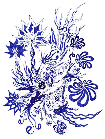 Plein de plantes =D Fleurs+bleues+10