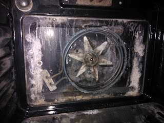 Baumatic B144SS Oven Not Heating Up - Element replacement