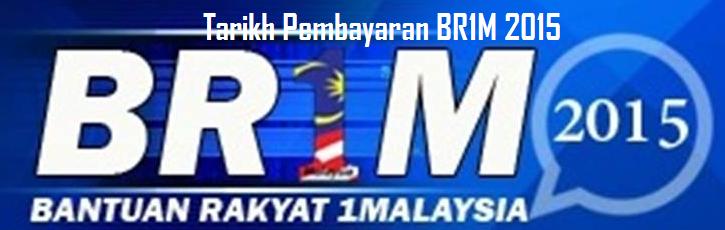 Bayaran BR1M 2015