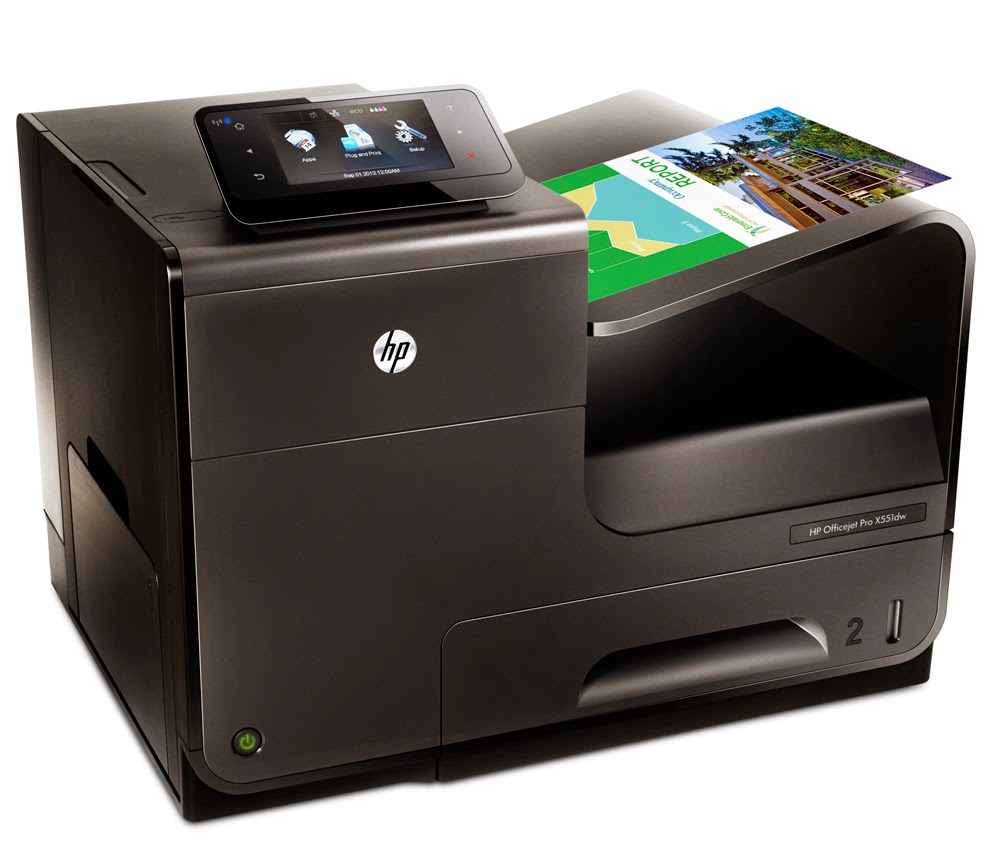 HP Officejet X555xh
