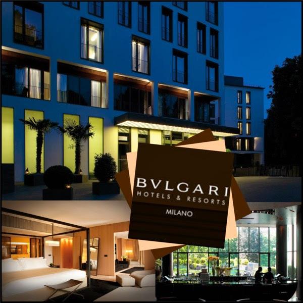 Bulgari hotels resorts milan luxury 4 6 hotel for Luxury hotel milano