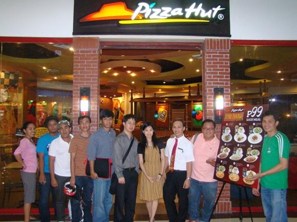 Pizza Hut's Tuscani