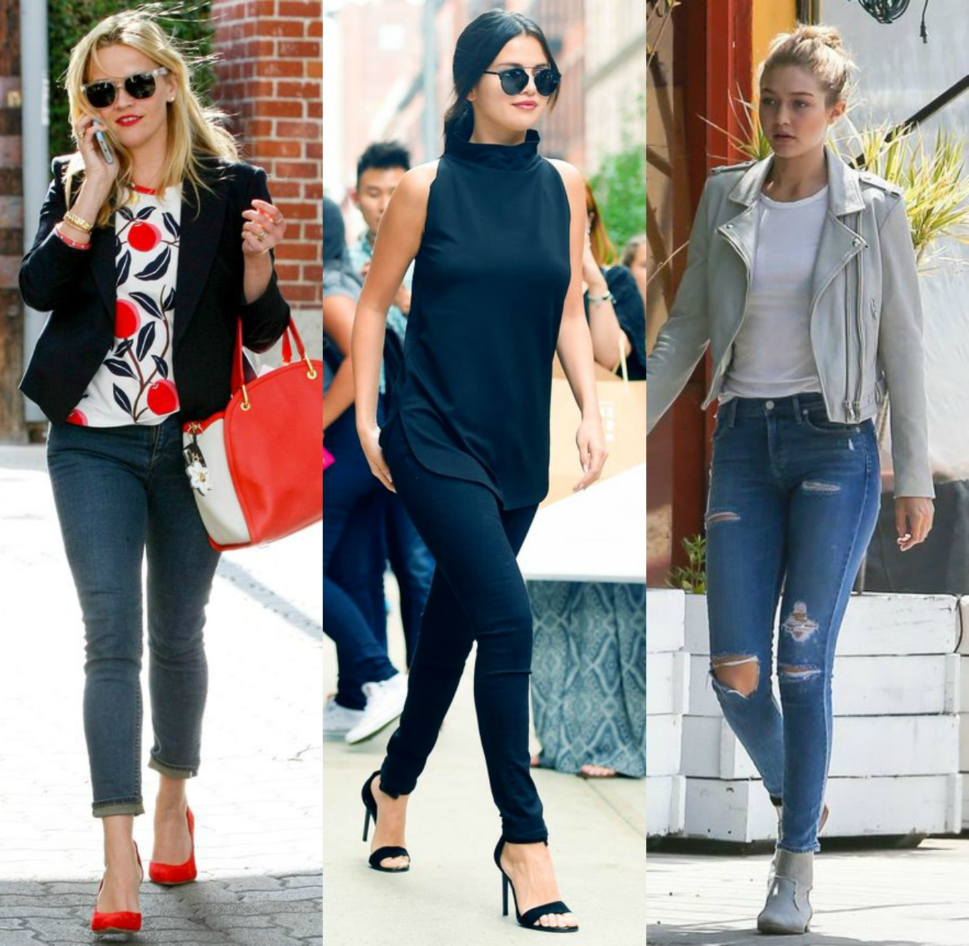 SKINNY VS FLARED JEANS - One Style at a Time