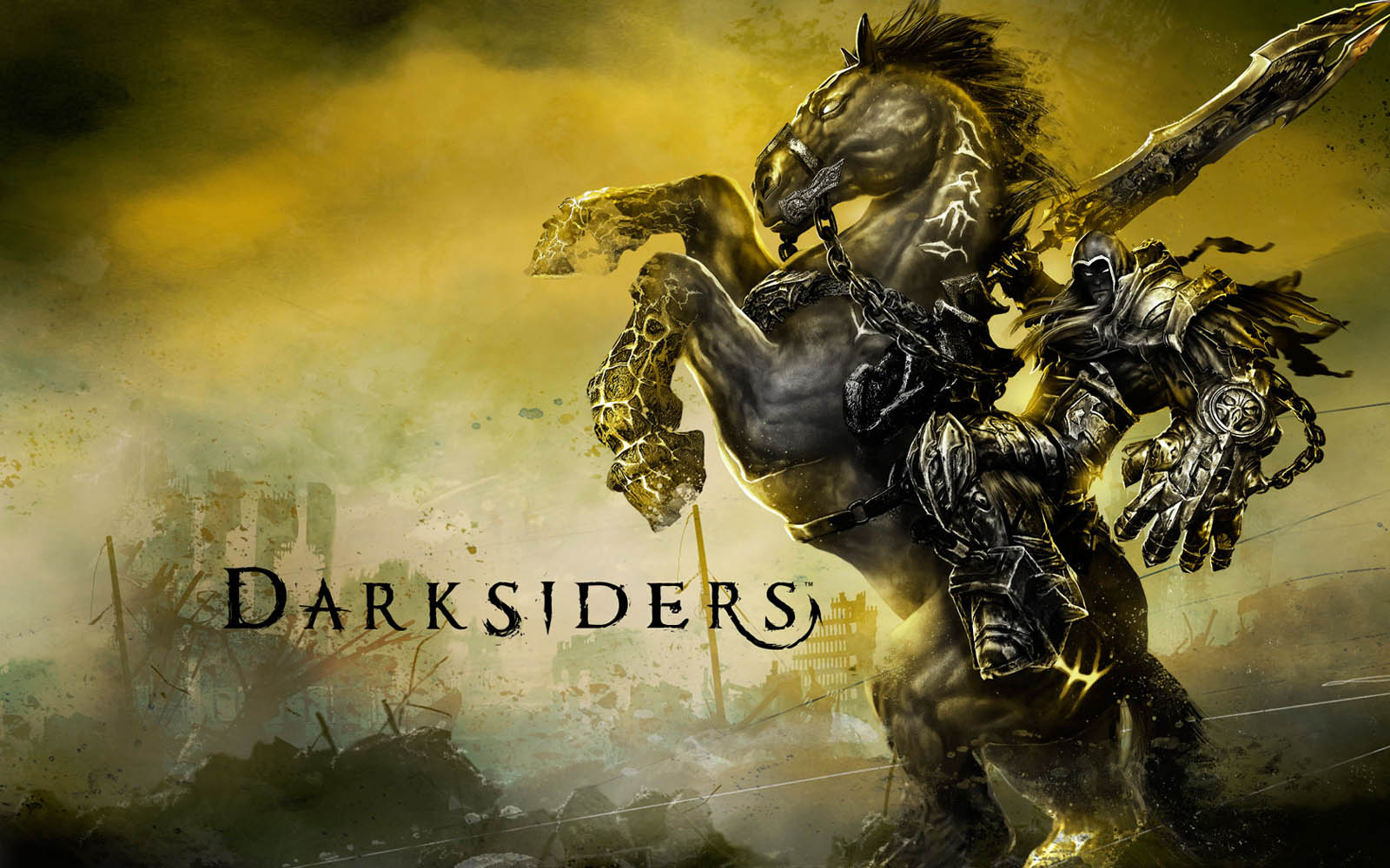 wallpapers: Darksiders Game Wallpapers