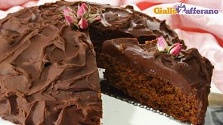 Torta Cioccolato e Noci GialloZafferano