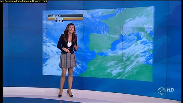 Laura Ferrer piernas