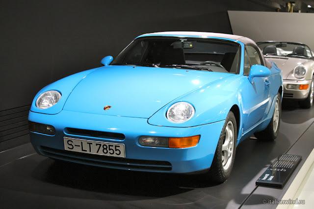 Porsche 968 Cabriolet, 1995 г.