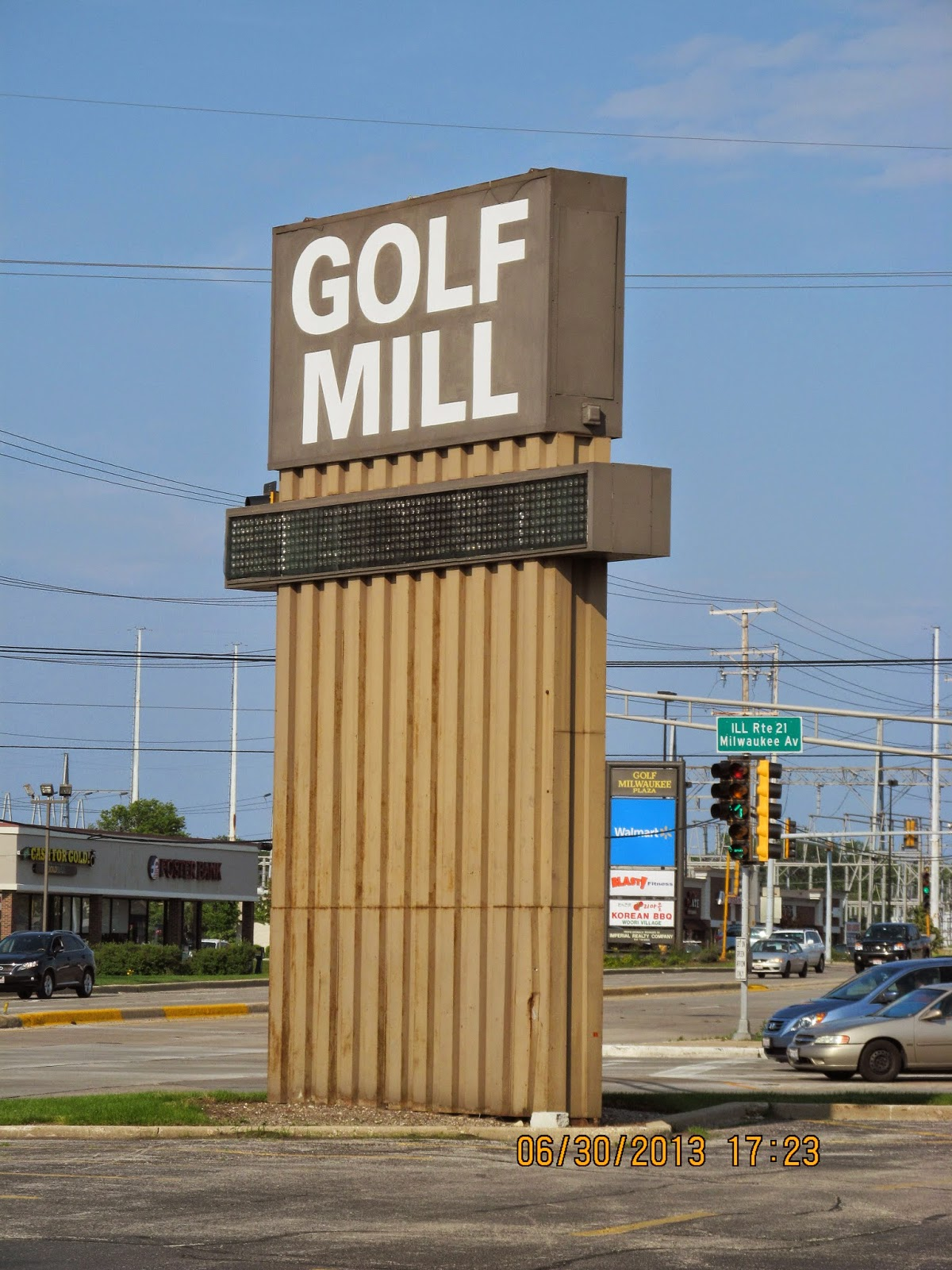 Trip To The Mall Golf Mill Mall Niles IL