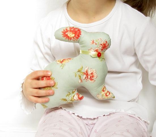 кролики, игрушки, sewing, шитье