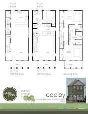Copley Floor Plan